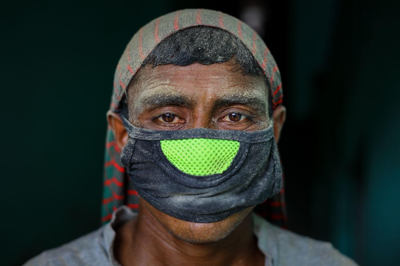 Unhealthy Mask (COVID-19)